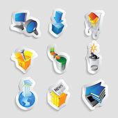 Ikony pro průmysl