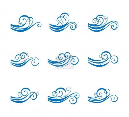 Wave vector element