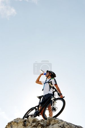 mountain bike drink