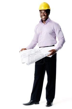 architech businessman