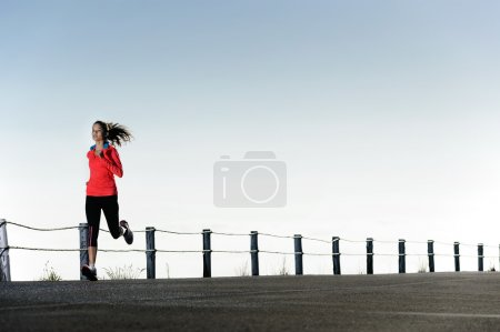 Running panorama fitness