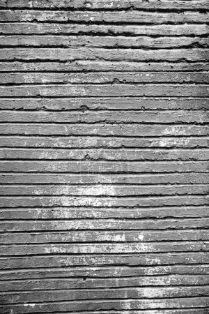 lines in the cement