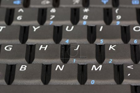 Photo for Keyboard of a personal computer - Royalty Free Image