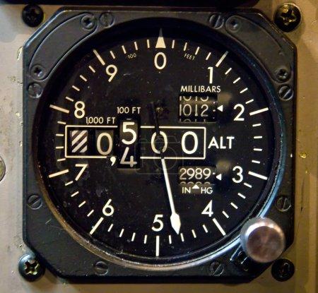 Aircraft Gauge