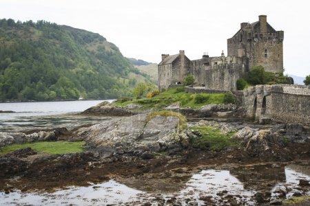 eilean donan castle highlands of scotland