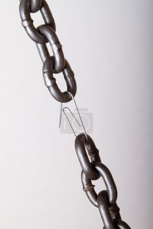 Weakest link in a chain