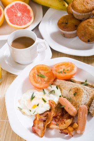 Photo for English breakfast - Royalty Free Image