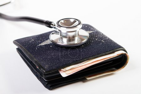 Diagnose finance situation
