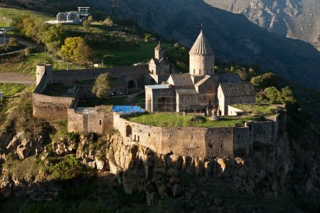 The Monastery of Tatev, Armenia.