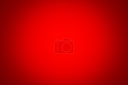 Photo for Red glowing simple Christmas background. - Royalty Free Image