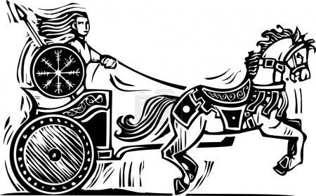 Brigid Chariot