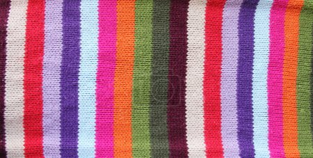 colorful woven background