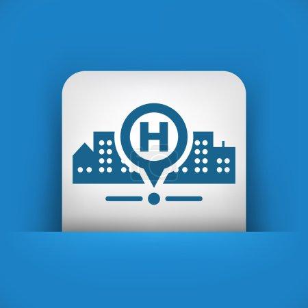 Hospital location