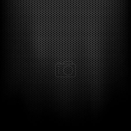 Illustration pour Texture de maille métallique - Modèle de fond, vecteur - image libre de droit