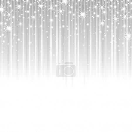 Photo for Holiday Background - Abstract Decorative Illustration, Vector - Royalty Free Image