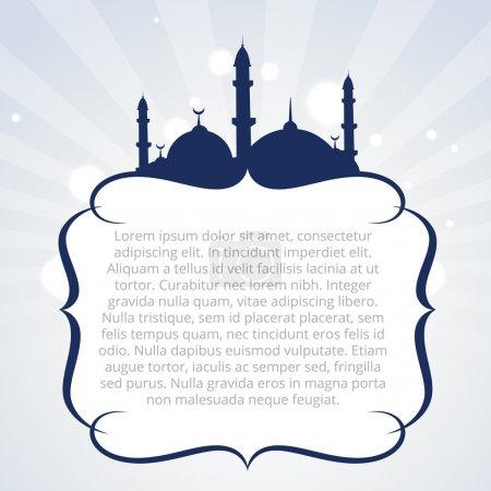 islamic background design