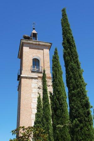 Torre de Santa María, Alcalá