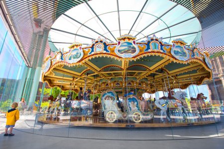 Janes Carousel Brooklyn