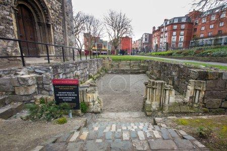 Christ Church Dublin Ruins