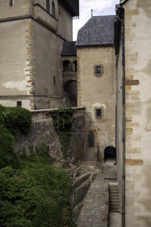Karlstejn castle.