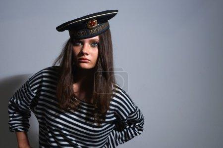 Girl sailor.