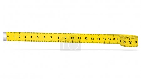 Tape measure.