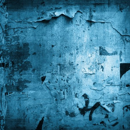 Photo for Background in grunge style - containing different texture - Royalty Free Image
