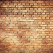 Old red brick wall textures and backgrounds- Sands...