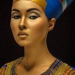 Beauty shot in Egyptian style...