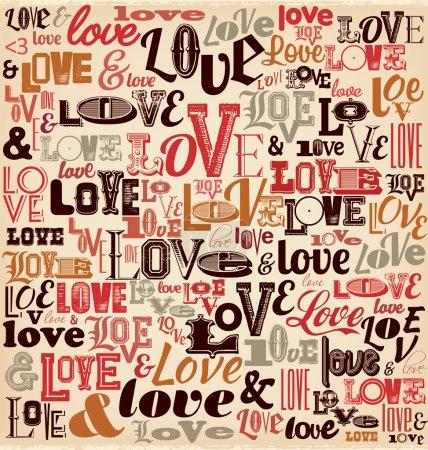 Love Background Design