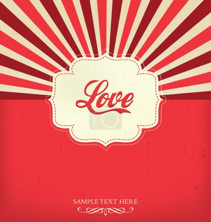 Love - Valentines Design Template