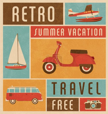 Summer Travel Design