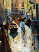 "Постер, картина, фотообои ""Венеция, Италия"""