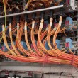 Electrical wiring control panel