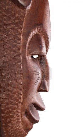 mask african profile
