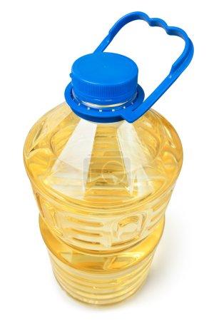 sunflower oil bottle big