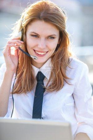 Motivate Call Center agent