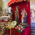 Cathedral of St. Nicola. Sant'Agata di Puglia. Pug...