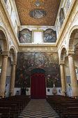"""Постер, картина, фотообои """"Кафедральный собор Санкт-Агата. Галлиполи. Апулия. Италия."""""""