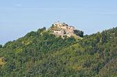 "Постер, картина, фотообои ""Замок Scorticata. Torriana. Эмилия-Романья. Италия."""