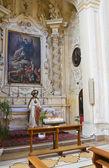 """Постер, картина, фотообои """"Церковь Иисуса Христа. Лечче. Апулия. Италия."""""""