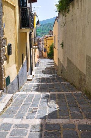 Vico Gradelle. Melfi. Basilicata. Italy.