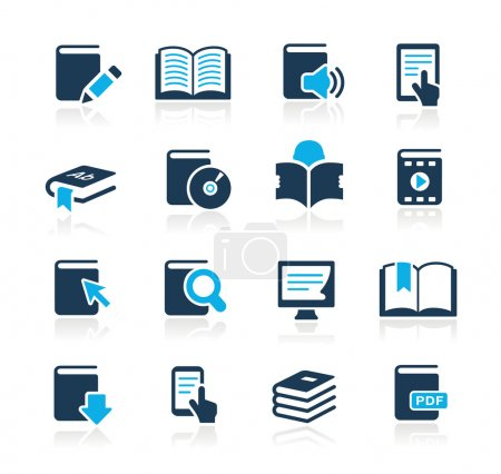 Photo for Vector icons for your web or printing projects. - Royalty Free Image