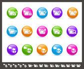 Folder Icons - 1 of 2 // Rainbow