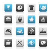 Food Icons - 1 // Matte Series