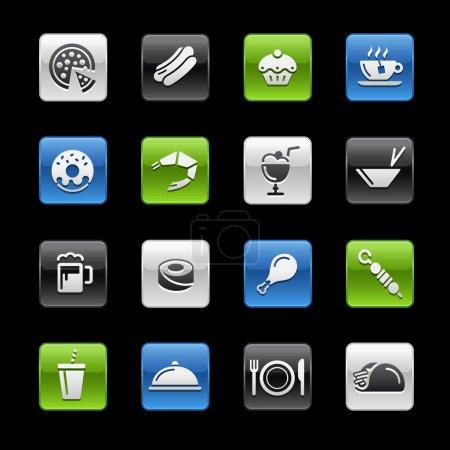 Food Icons 2 -- Gelbox Series