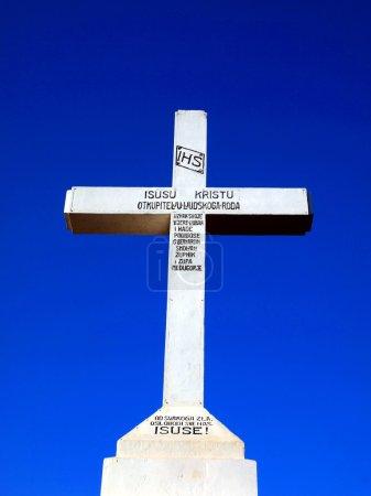 Cross over Mediugorie