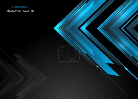 Illustration for Abstract hi-tech background. Vector. Clip-art - Royalty Free Image