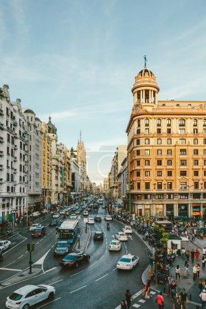 Callao Square and Gran Via