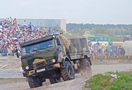 ВДВ KAMAZ43501 грузовик